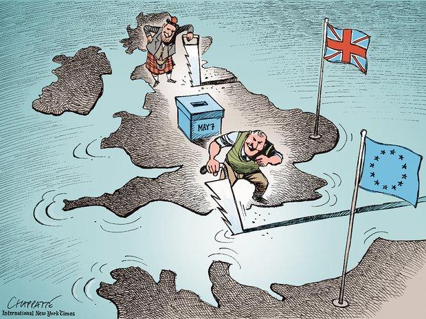 Bado's blog: What EU cartoonists think of Brexit