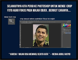 cara memotong foto di photoshop cs6
