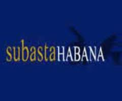 se trata de lotes de obras de artistas cubanos de todos los tiempos de ellos de la academia de arte moderno y de arte