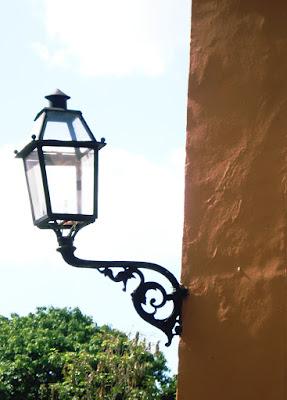 Lanterna Museu Sant'Ana