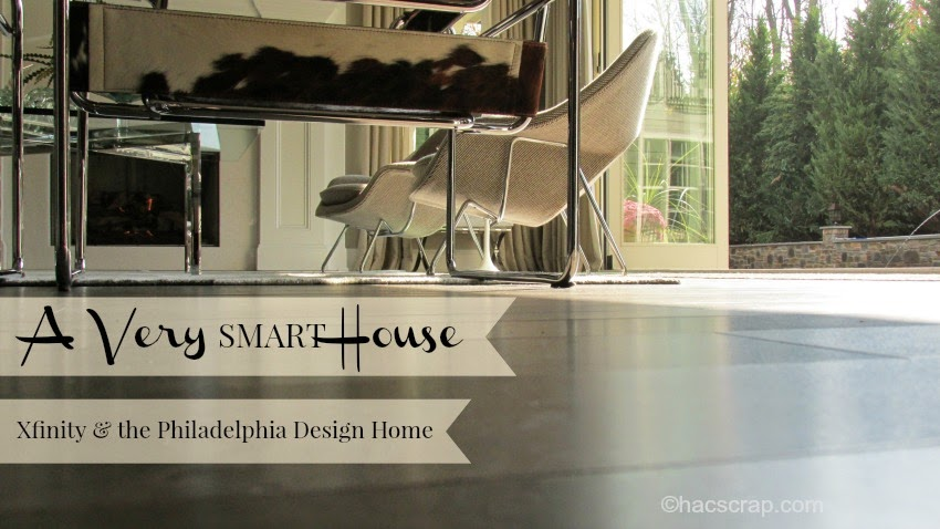 Philadelphia Design Home with Xfinity Home