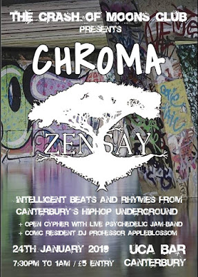 The Spring: Crash of Moons with Chroma and ZenSay