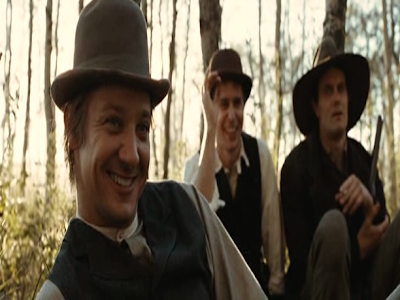 The James Gang, Sam Rockwell as Charley Ford, Jeremy Renner, The Assassination of Jesse James by the Coward Robert Ford, Directed by Andrew Dominik