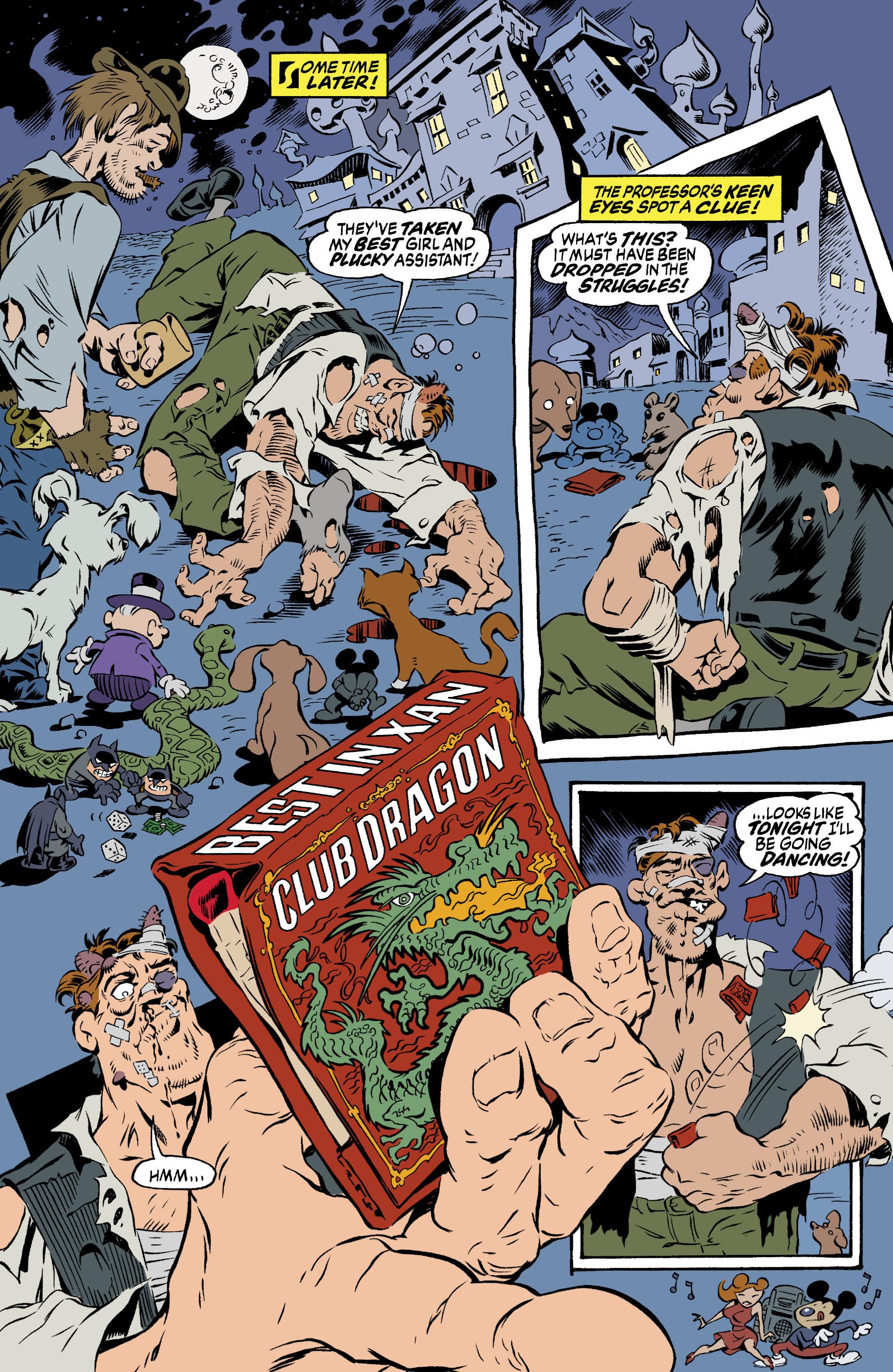 Detective Comics (1937) 753 Page 11