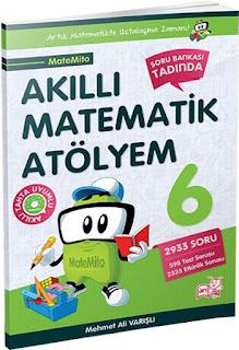 Akıllı Matematik Atölyem 6. Sınıf