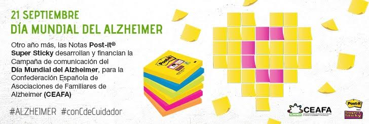 3mm y post it lucha contra el alzheimer for Material oficina barcelona