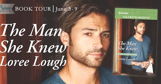GRAND FINALE BLITZ The Man She Knew by Loree Lough