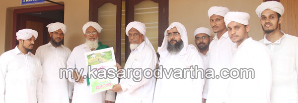 Kerala, News, Kasargod, Pattikkadu, SKSSF, Jamiya Conference, Jamiya Conference; SKSSF Propaganda started.
