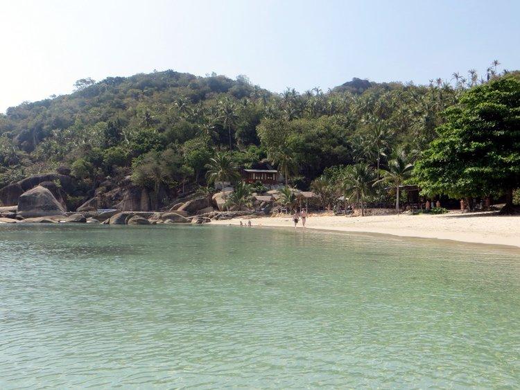 Лучший пляж на Самуи, Таиланд