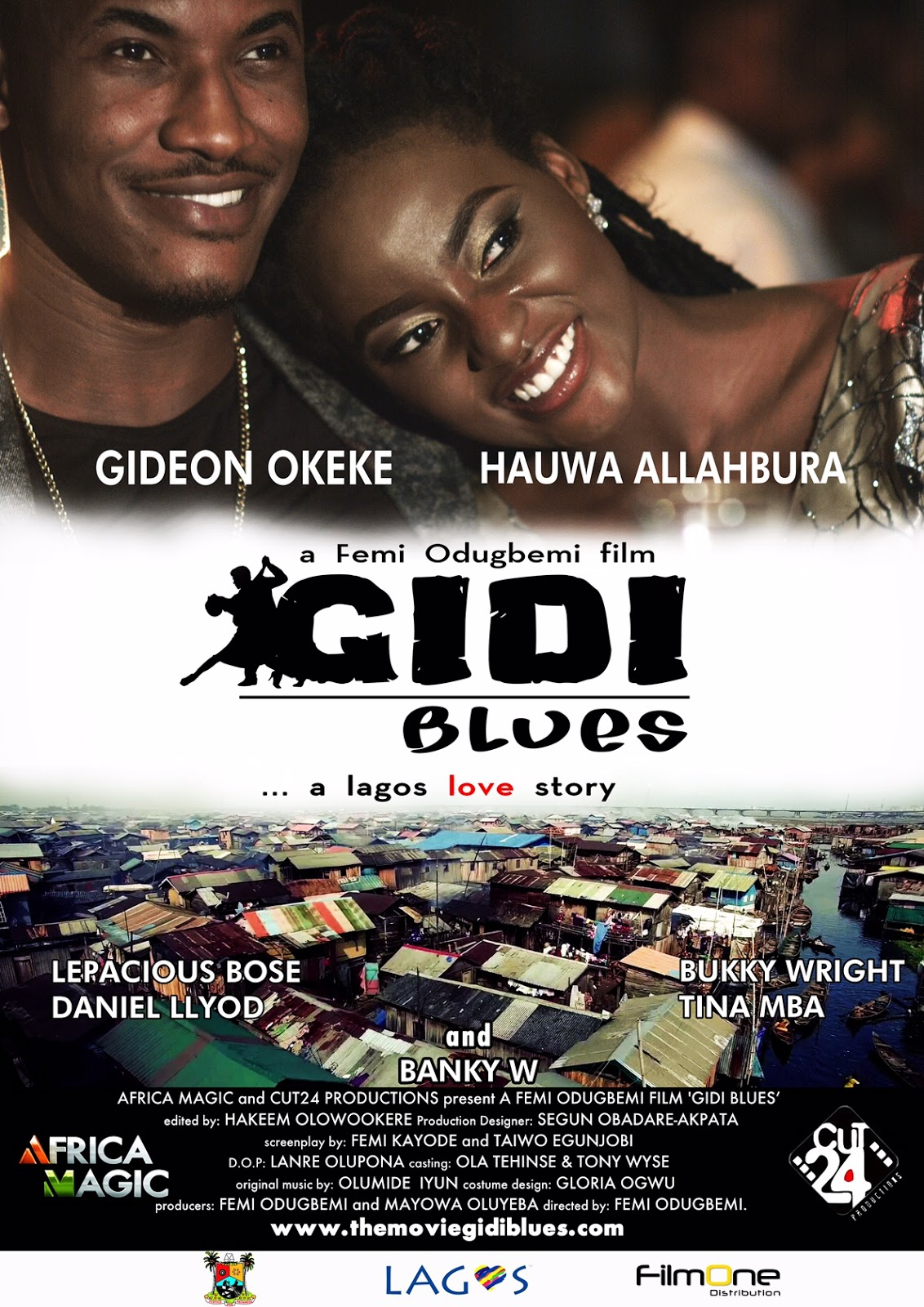 Image result for Gidi Blues