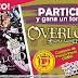 ¡SORTEO NACIONAL! Gánate el primer volumen de Overlord de Panini Manga [CERRADO]