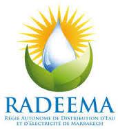 الوكالة المستقلة لتوزيع الماء والكهرباء بمراكش - RADEEMA
