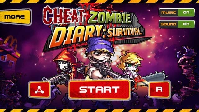 Cheat Zombie Diary Survival