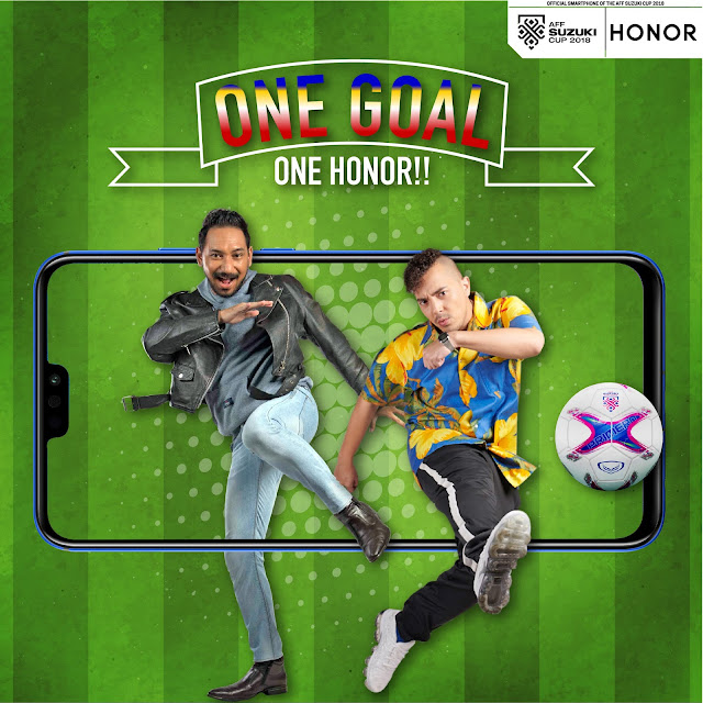 honor Malaysia Celebrates Football Craze with '1 Goal, 1 honor'