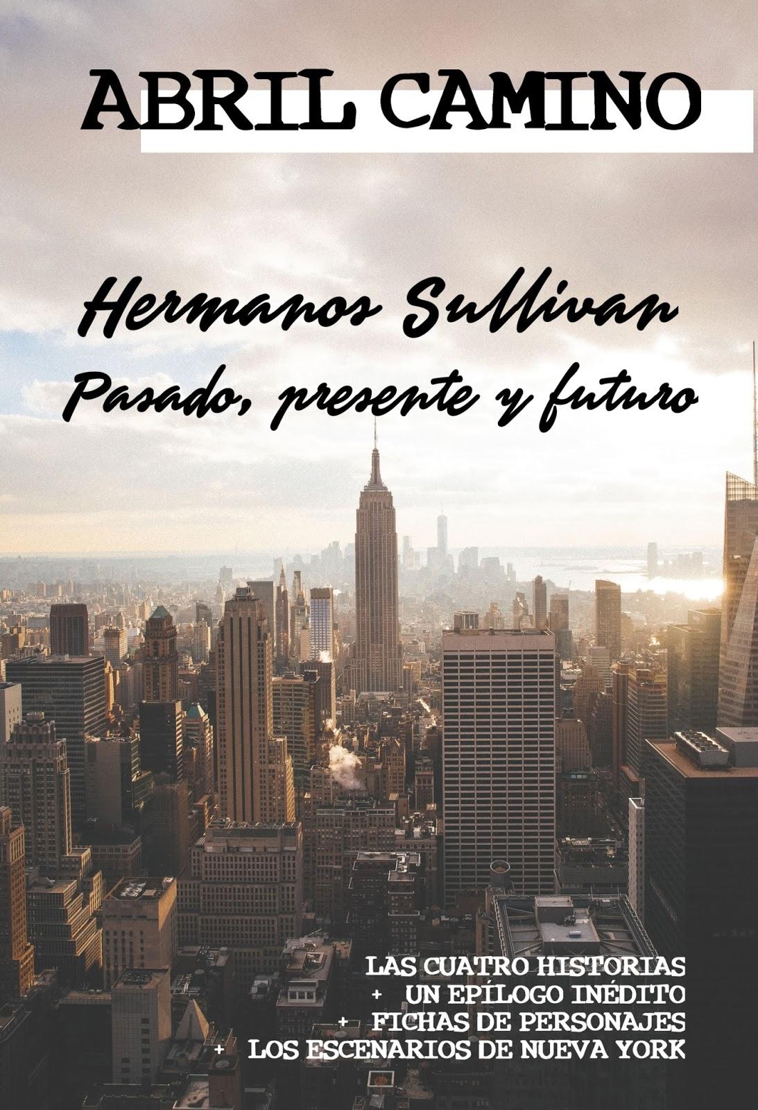 Serie de los hermanos Sullivan | Romántica new adult