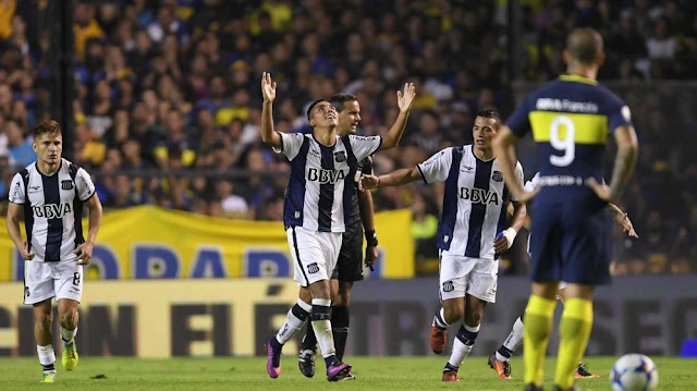 Talleres vs Boca: Amistoso en el Kempes.