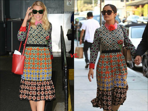 Busy Philipps vs Salma Hayek