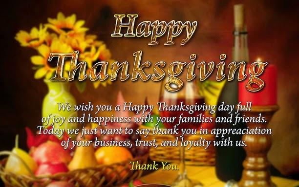 happy 2014 thanksgiving americans