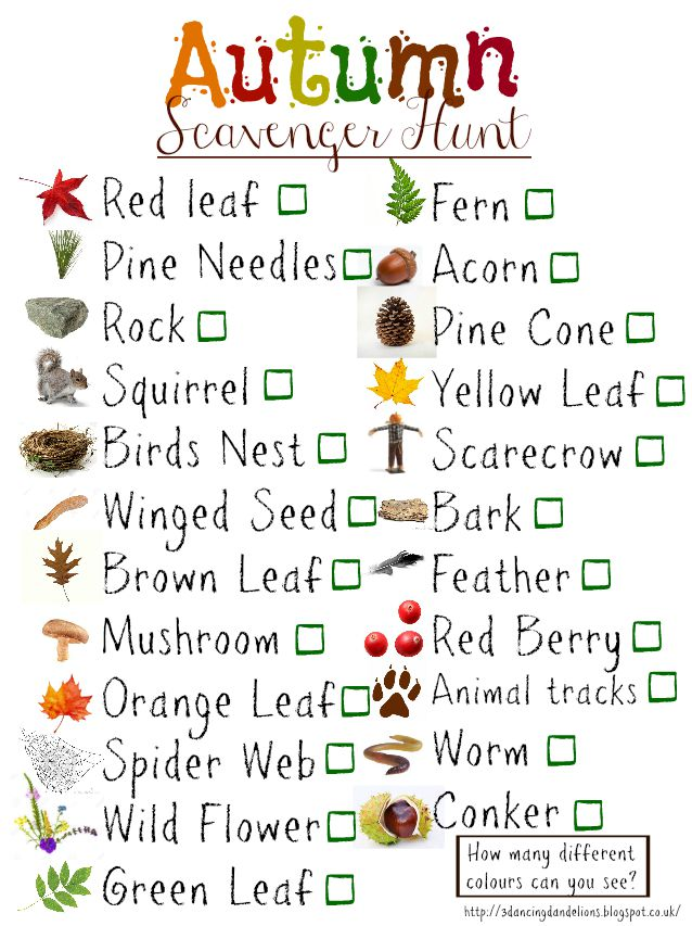photo relating to Fall Scavenger Hunt Printable identified as Laura Leanne: Free of charge downloadable autumn scavenger hunt look at listing