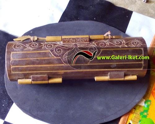 Wadah Bambu