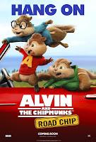 pelicula Alvin y las ardillas 4: Aventura sobre ruedas (2015)