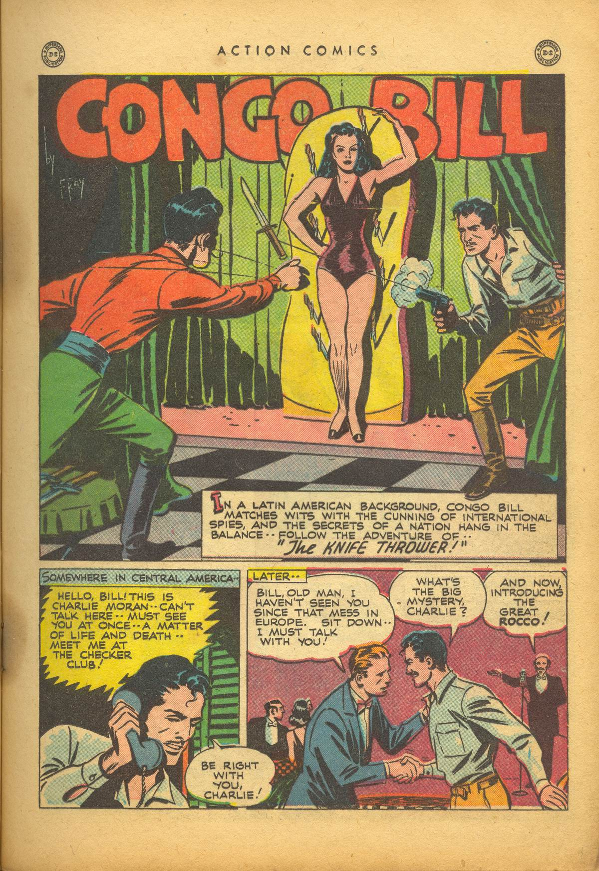 Read online Action Comics (1938) comic -  Issue #112 - 17