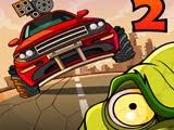 """Make Money To Die 2"" هي لعبة سباقات حركية تروق لكل صبي يحب قيادة السيارات وترقيتها وقتل الزومبي. قيادة أنواع مختلفة من السيارات"