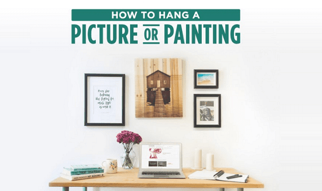 How to Hang a Picture or Painting