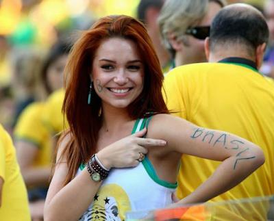 Suporter Sepakbola seksi
