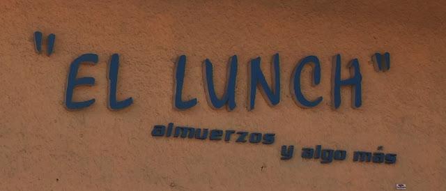 El Lunch