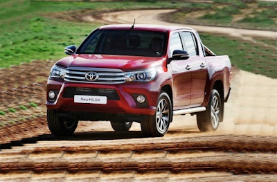 2018 Toyota Hilux Specs And Concept