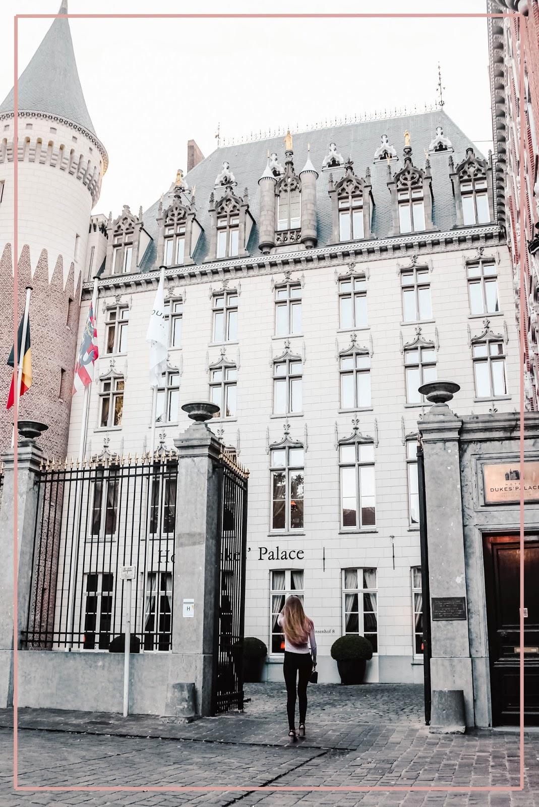 Prinsenhof 8 Hotel Dukes Palace Brugge Address