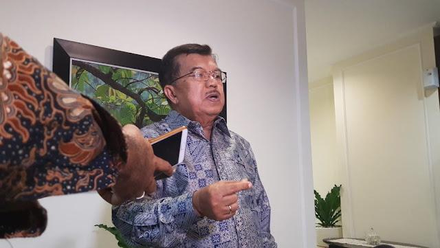 MK Tak Bisa Fatwakan Pencalonan Jusuf Kalla di Pilpres 2019