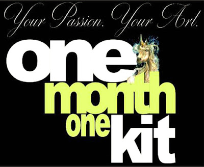 April Your Passion, Your Art Kit