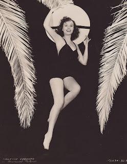 Paulette Goddard.