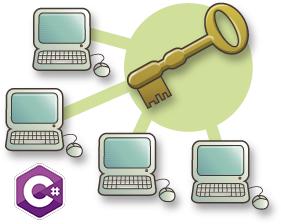 C# - Pcye Özel Lisanslama Yapma