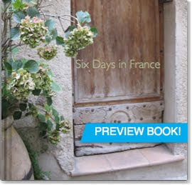 My wee Book: Six Days in France