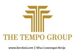 Lowongan Kerja The Tempo Group 2016