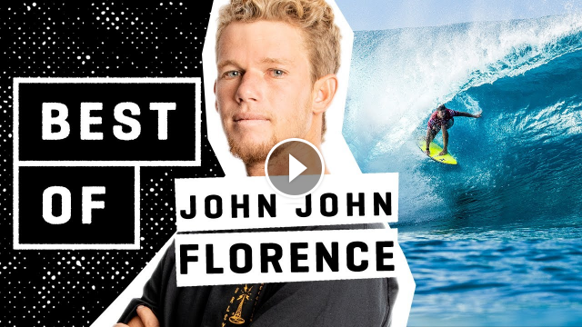The Best of John John Florence EVER - WSL Highlights