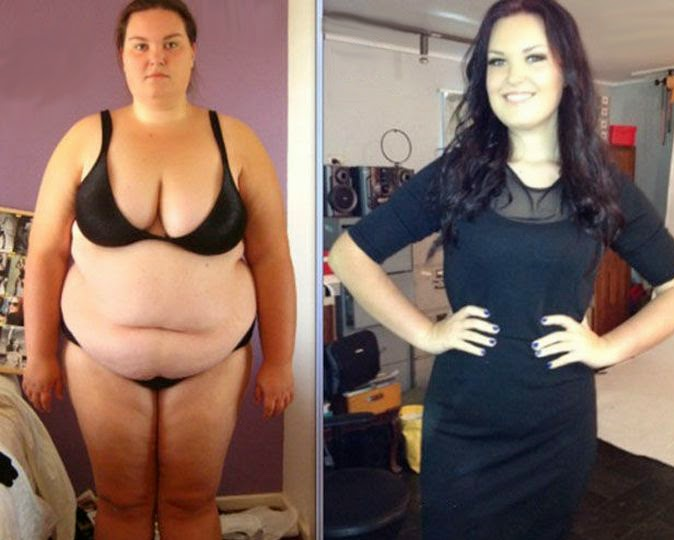 Как похудеть за месяц на 57 кг