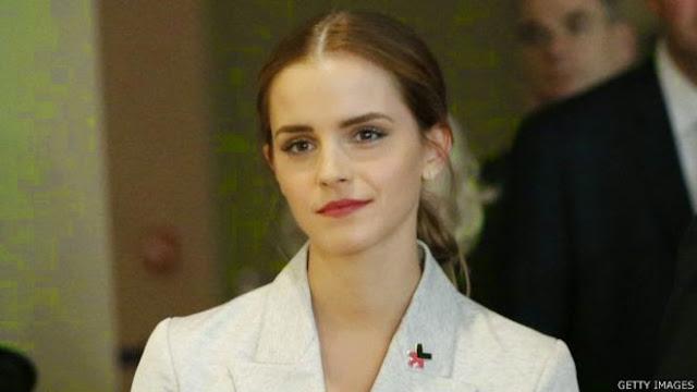 Emma Watson, HeforShe, Uma Garota Chamada Sam