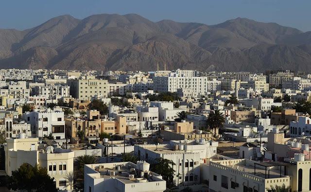 Muscat city - Oman