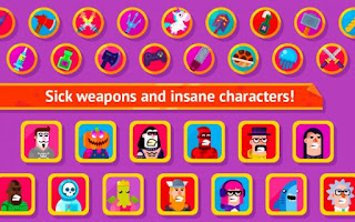 bowmasters all characters unlocked