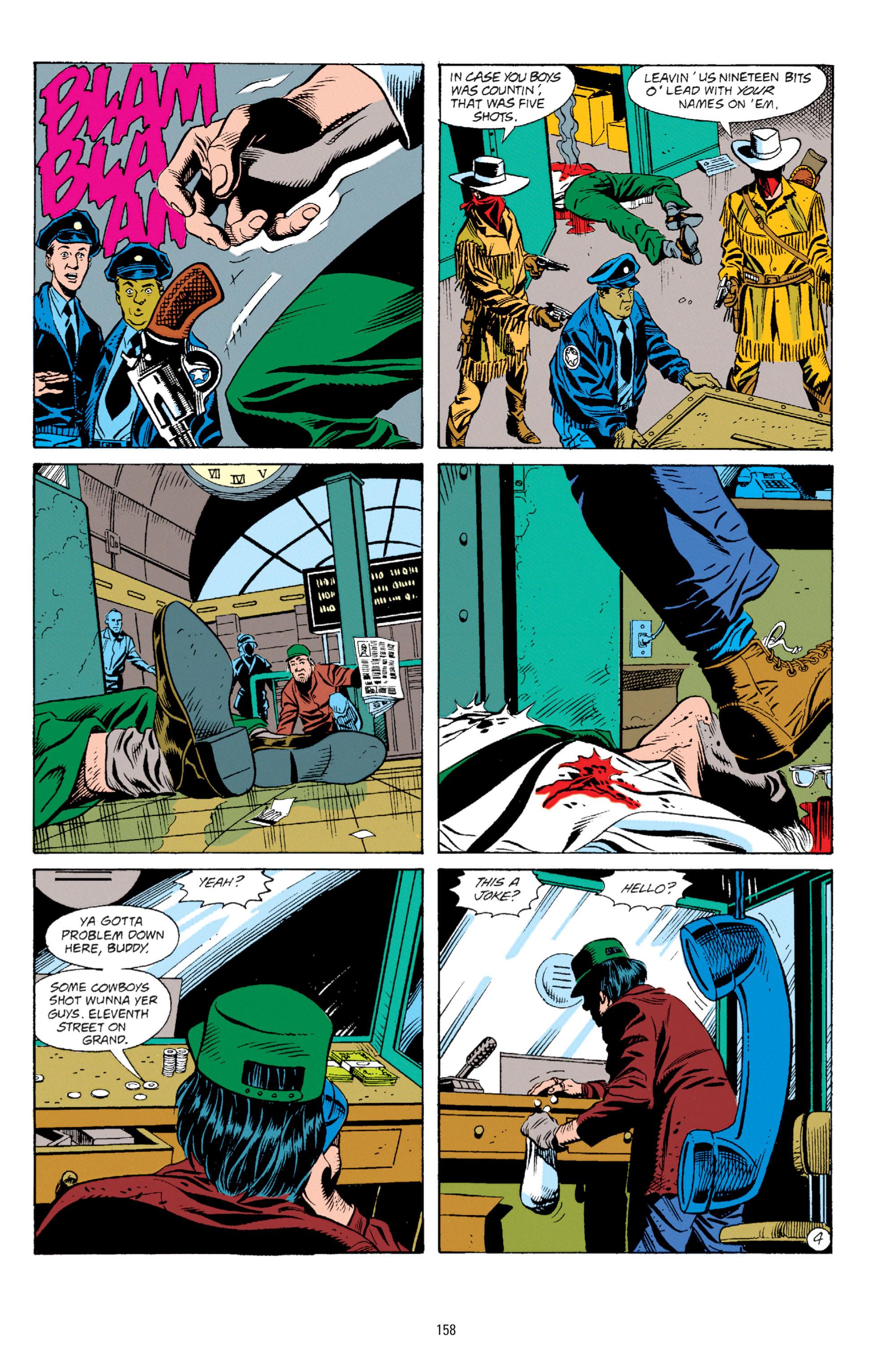 Detective Comics (1937) 669 Page 3