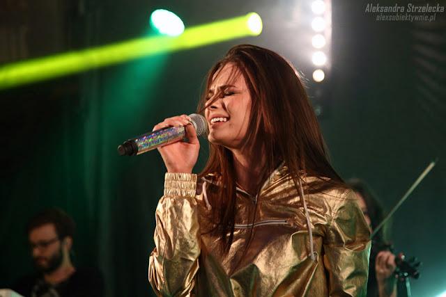 Koncert Natalii Szroeder - Relacja z koncertu, reportaż, zdjęcia, galeria zdjęć - Natalia Szroeder -