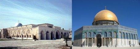 Masjid Al-Aqsha Terbakar