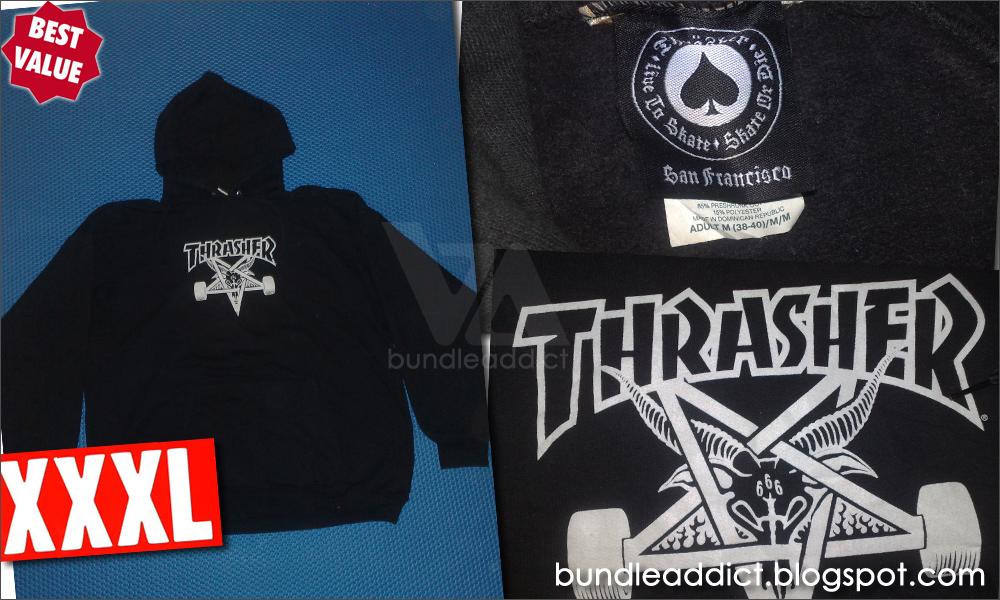Brand Tag Thrasher