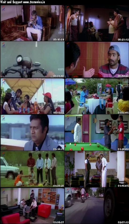 Naya Gunda 2016 Hindi Dubbed 480p HDRip 350mb