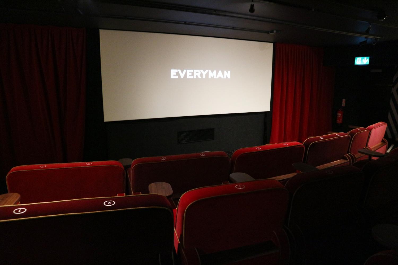 everyman cinema glasgow review