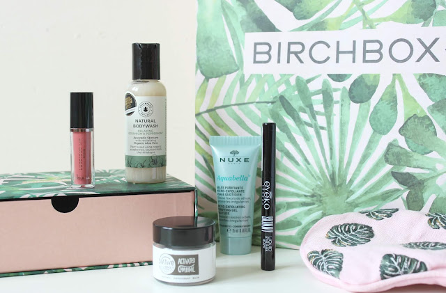 A review of the May Birchbox UK beauty subscription service